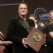 quentin tarantino a primit premiul lumiere 2013 la lyon