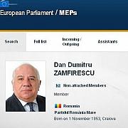 un europarlamentar roman a ajuns de rasul europei