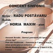 concert extraordinar la filarmonica paul constantinescu din ploiesti