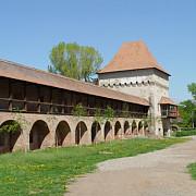 cetatea medievala din targu mures