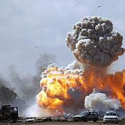 explozie de amploare in provincia bagdad