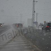 ninsoarea nu a blocat drumuri in prahova
