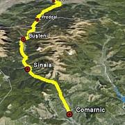 traseul autostrazii comarnic brasov a fost modificat
