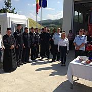 unitate noua de pompieri la apostolache