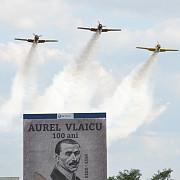 spectacol aerian la banesti la 100 de ani de la moartea lui aurel vlaicu