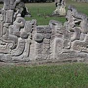 rastrojan cel mai nou sit maya din honduras