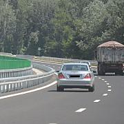 sofer prins gonind cu 236 kmh pe autostrada soarelui