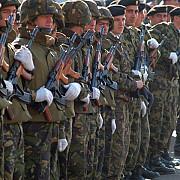 rezervistii militari mobilizati de mapn