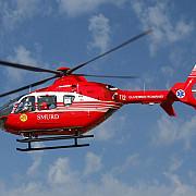 62 persoane salvate cu ajutorul pilotilor mai in ultima saptamana