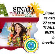 festivalul sinaia forever-via sinaia forever- in cifre