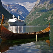 norvegia la limita de nord a europei
