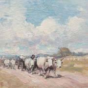 tablou de grigorescu adjudecat cu 50000 de euro