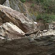 transfagarasanul blocat de alunecari de teren