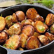 stii sa gatesti cartofi la cuptor video