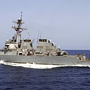 un alt distrugator american in marea neagra