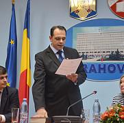 emil draganescu a fost investit oficial in functia de subprefect