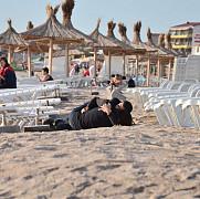 de 1 mai se deschid toate plajele de pe litoral