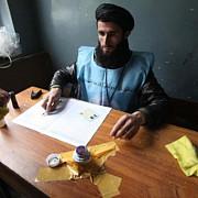 alegeri prezidentiale in afganistan sectiile de votare s-au deschis