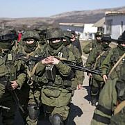 mii de militari rusi sunt stationati in transnistria