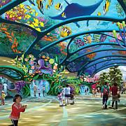 cel mai mare acvariu din lume inaugurat in china