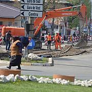 la loc comanda intersectia de la piata centrala nu va fi blocata