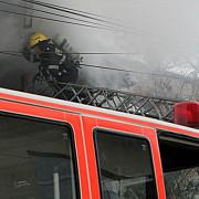 incendiu la teatrul national angajatii au fost evacuati