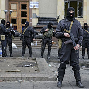 o operatiune antitero a fost declansata in estul ucrainei
