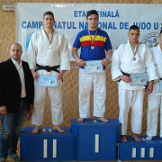 horia pana campion national la judo