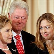 bill si hillary clinton vor fi in curand bunici