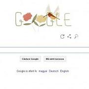 google celebreaza ziua pamantului cu un doodle special
