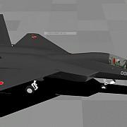 japonia isi dezvolta propriul avion stealth atd-x