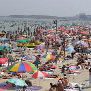 50 000 de turisti pe litoral de 1 mai