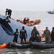 bilantul celui mai grav naufragiu din coreea de sud peste 140 de morti si 150 de disparuti