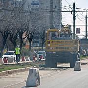 lucrarile la tramvai se extind pe soseaua nordului