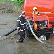 un alt cod portocaliu de inundatii