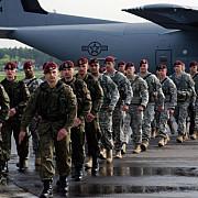 150 de militari americani au sosit in lituania