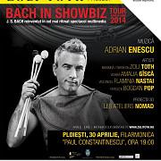 castigatorii invitatiilor la concertul bach in showbiz