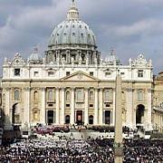 vaticanul pregatit pentru canonizarea a doi papi