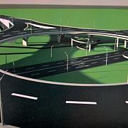 contractul pentru giratoriul suspendat in curs de reziliere