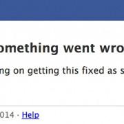 de ce nu a functionat facebook vineri seara
