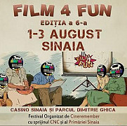 festival de film si multi actori la sinaia in acest weekend