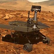 robotul opportunity a stabilit un nou record mondial de distanta parcursa in spatiul extraterestru