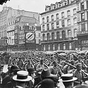 liege luat cu asalt de oficialitati pentru comemorarea invadarii belgiei