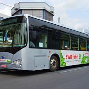un autobuz byd electric va fi circula la ploiesti