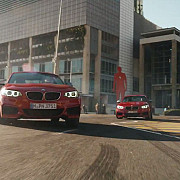 video bmw face coregrafie cu m235i