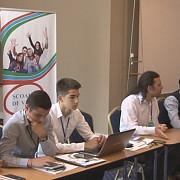 adunarea consiliului national al elevilor la sinaia