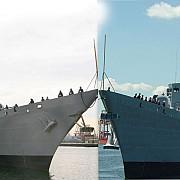 ministrul dusa promite modernizarea fregatelor tip 22 cumparate de la britanici in 2003