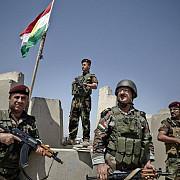 ofensiva de amploare a fortelor kurde impotriva jihadistilor din irak