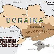 rusia pregateste unificarea separatistilor in novorosia