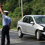 accident rutier pe dn1 la banesti
